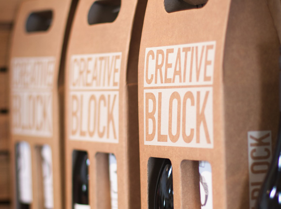 The Creative Block